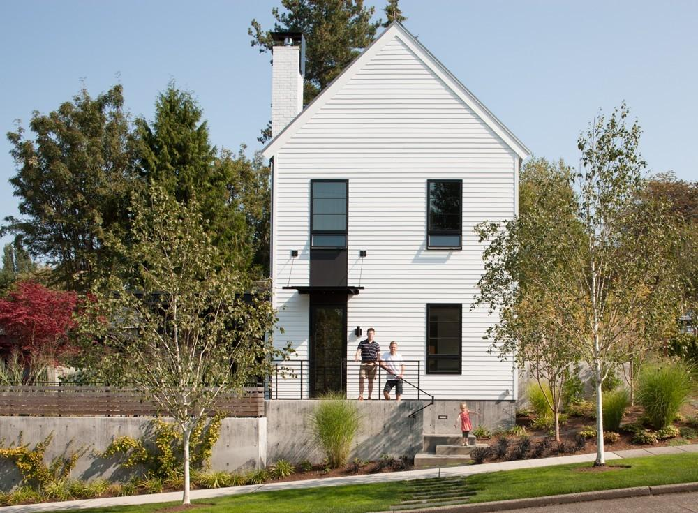 Todd Residence Seattle Architect