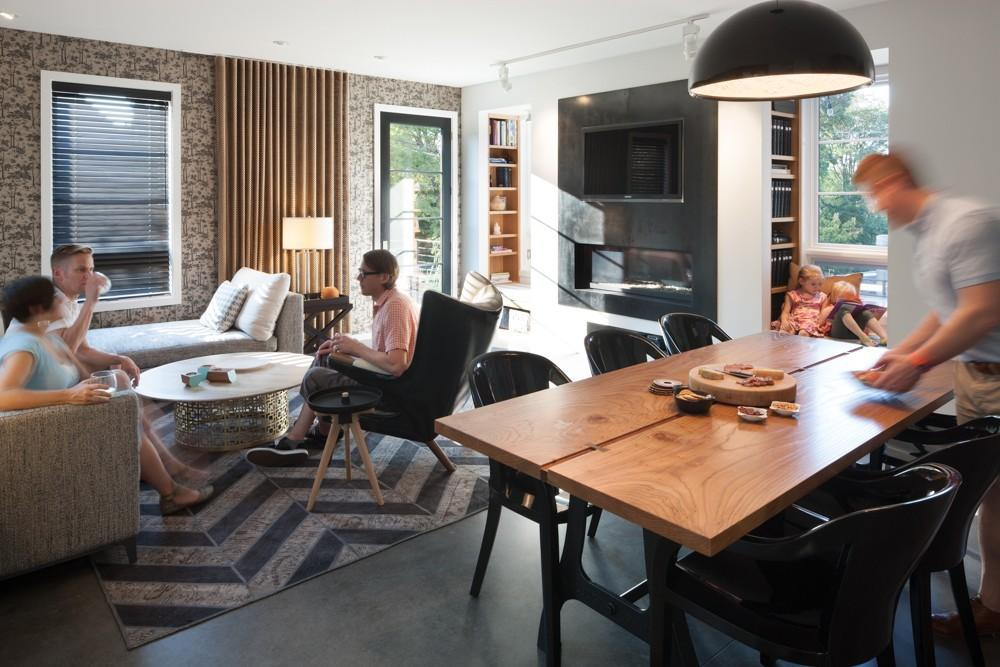 Todd Residence Seattle Home Interior Architect