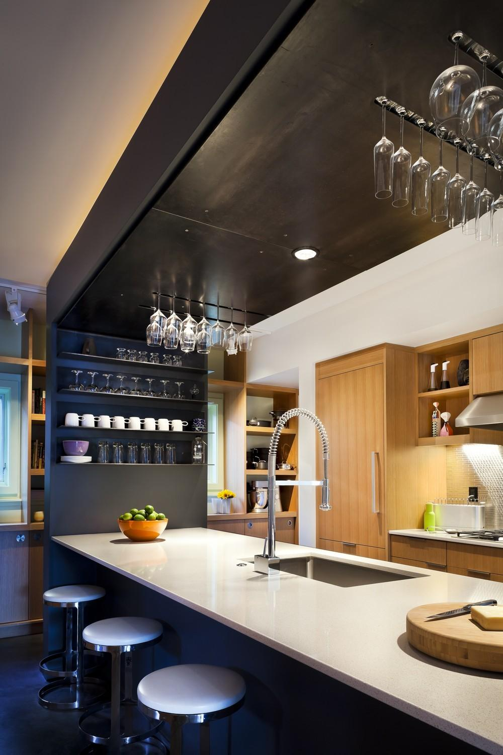 Todd Residence Seattle House Interior Architect