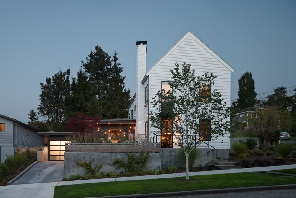 Todd Residence Seattle Property Architect