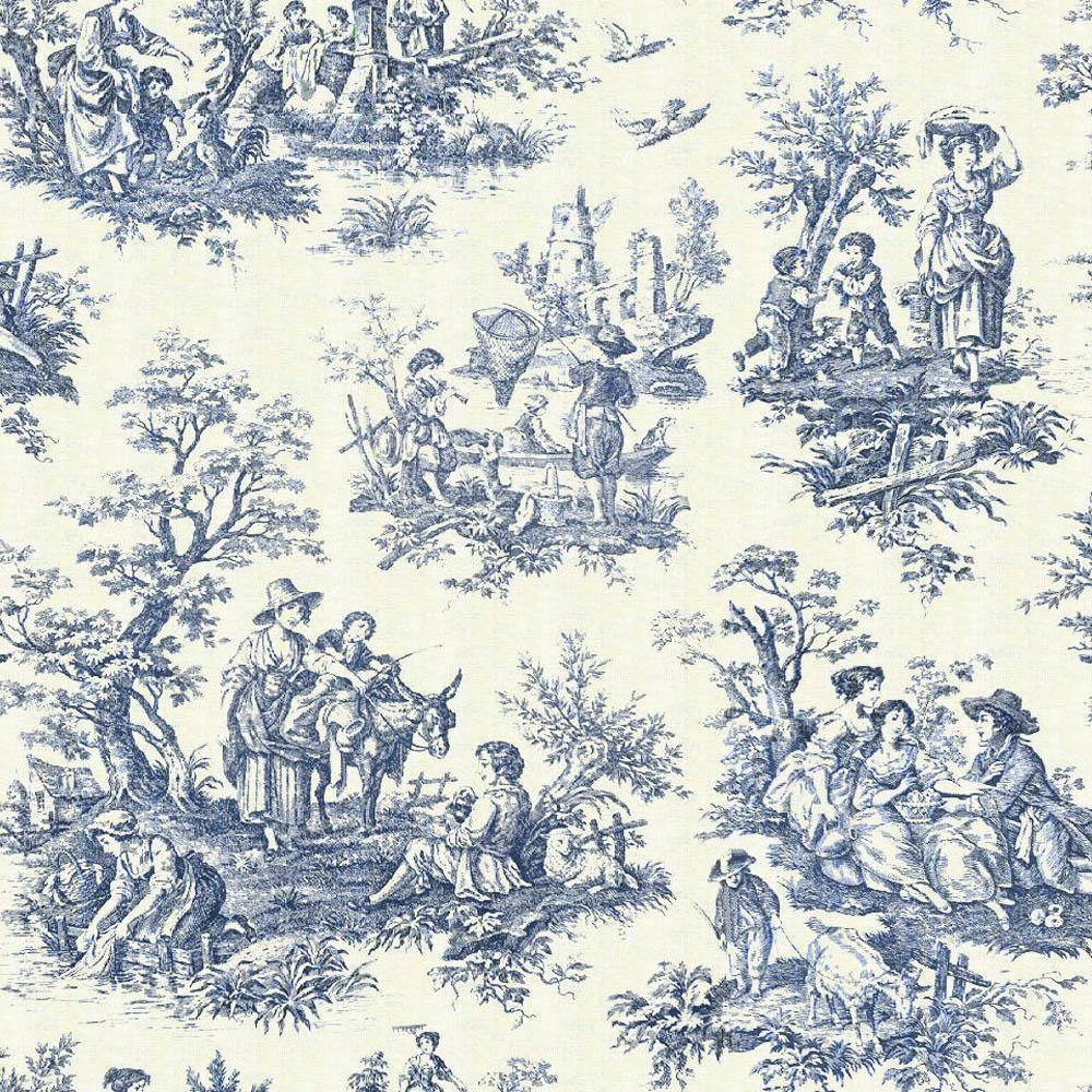 Toile Jouy Tells Story Your Home