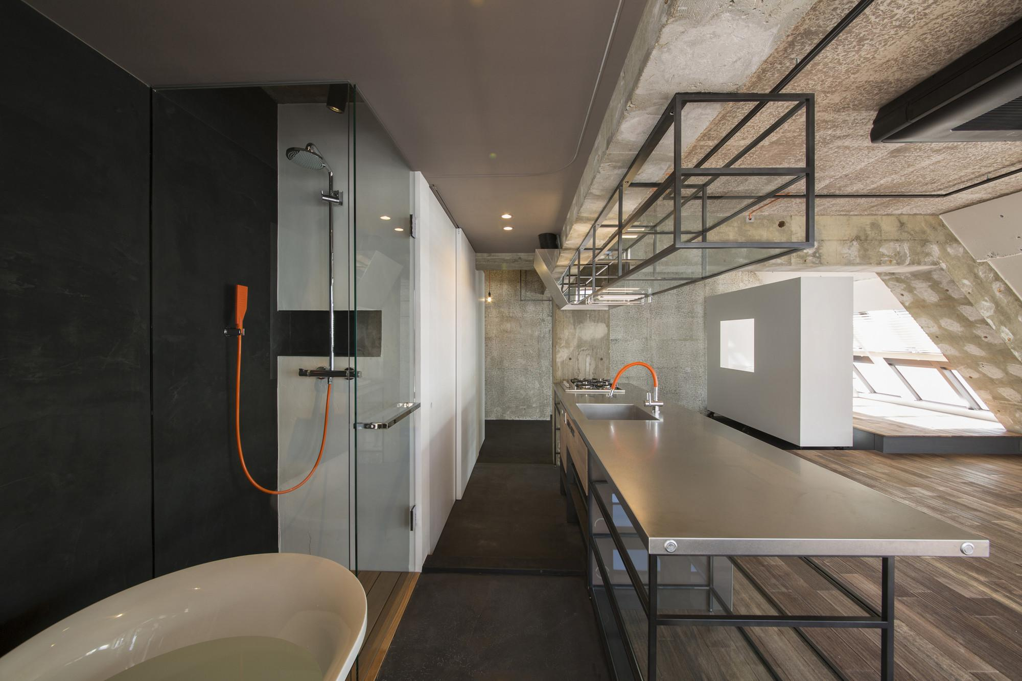 Tokyo Loft Architects Archdaily