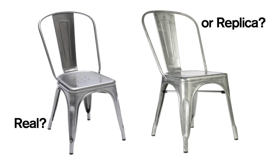 Tolix Chair Why Never Buy Replica Atelier Tally