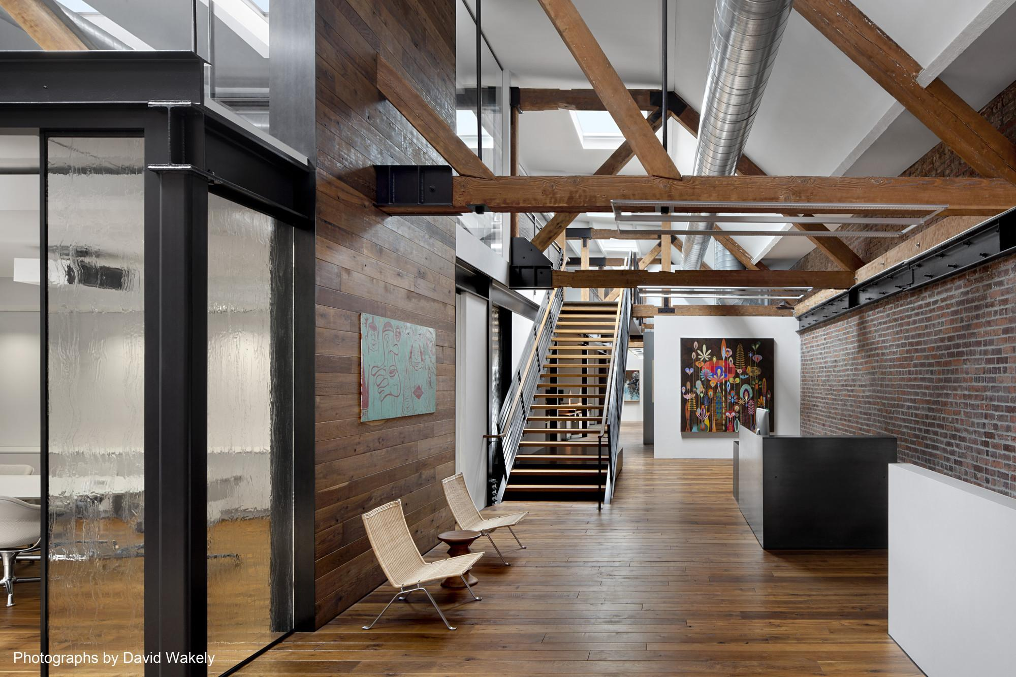 Tolleson Offices Huntsman Architectural Group Archdaily