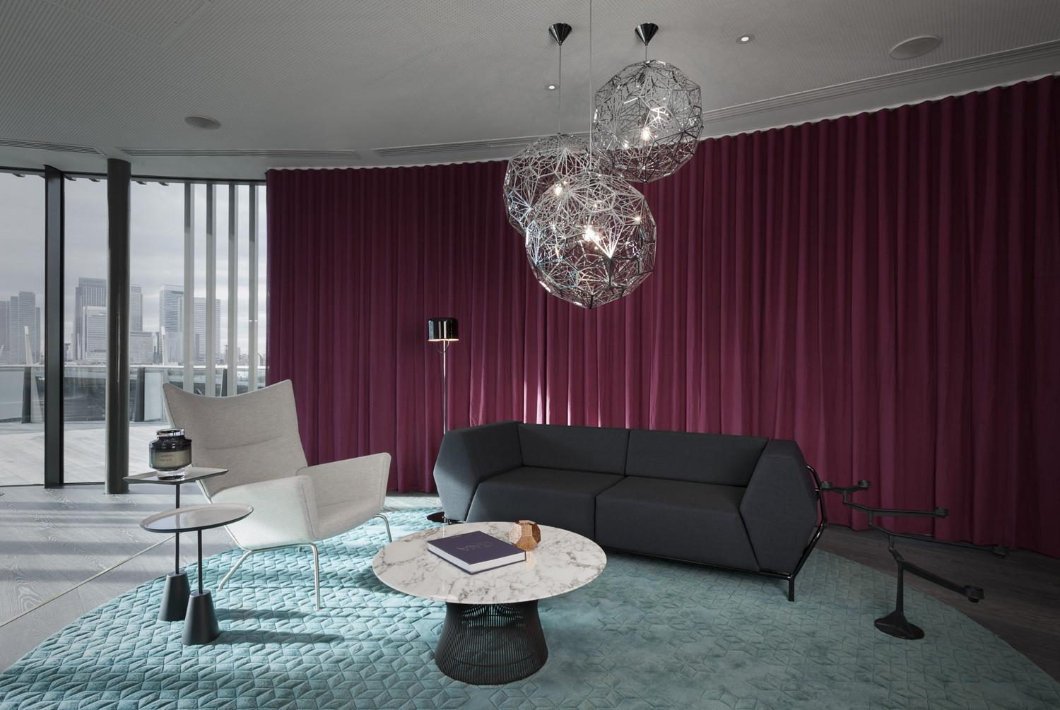 Tom Dixon Apartments Greenwich Peninsula