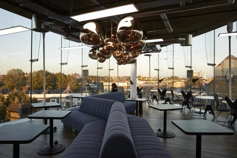 Tom Dixon Designs First Working Space Design Week