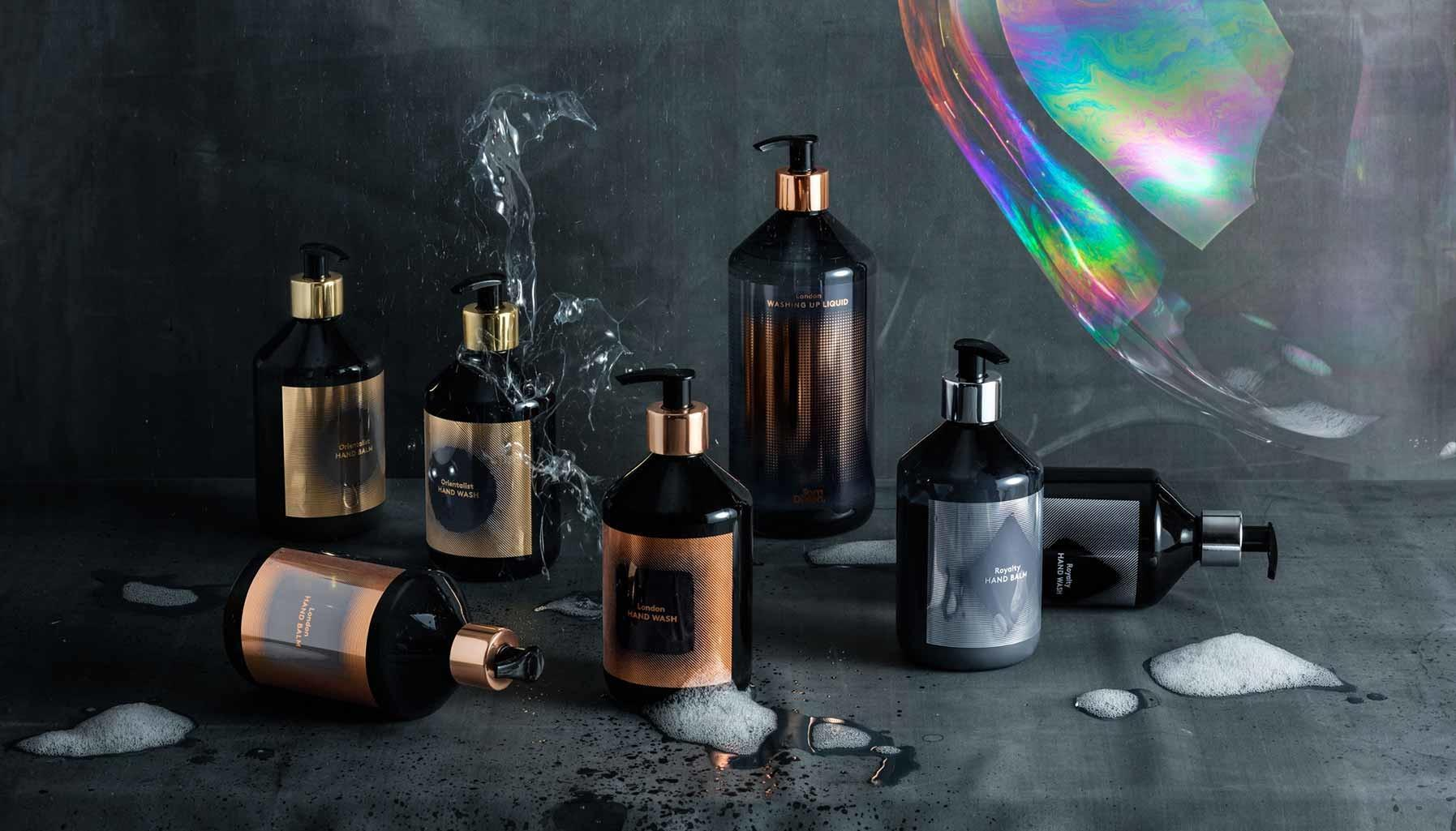 Tom Dixon New Washing Collection Cleans Nicely