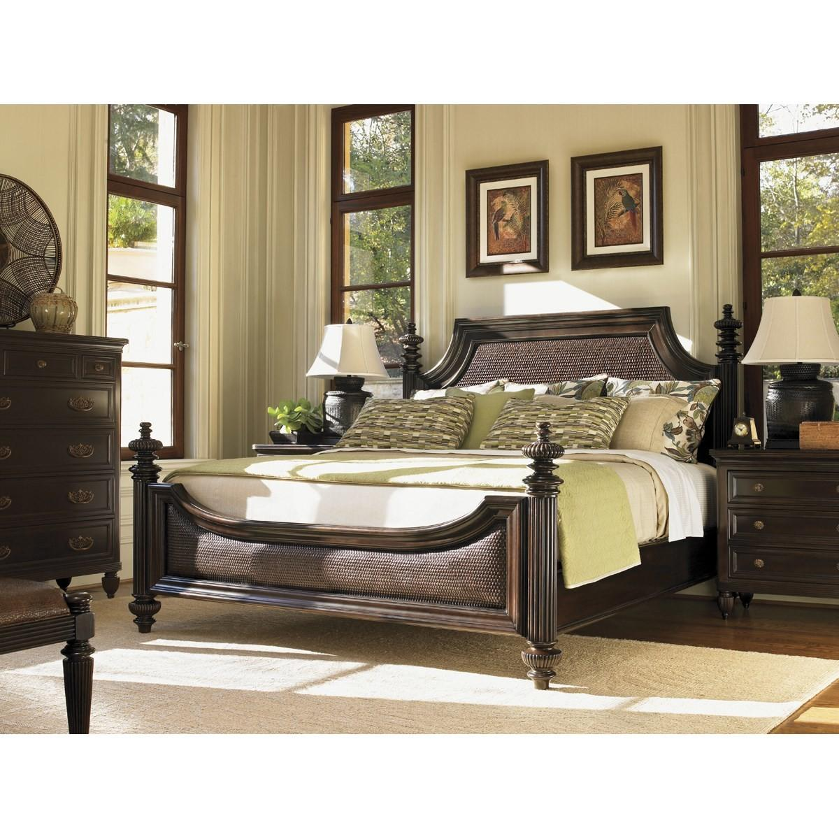 Tommy Bahama 537 134c Royal Kahala Harbour King Point Bed