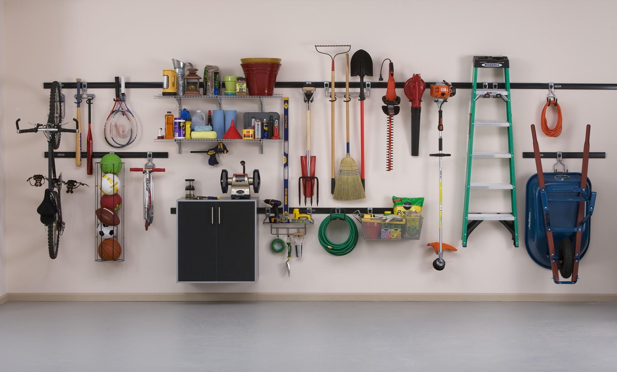 Tool Storage Ideas Your Garage Garden Truck