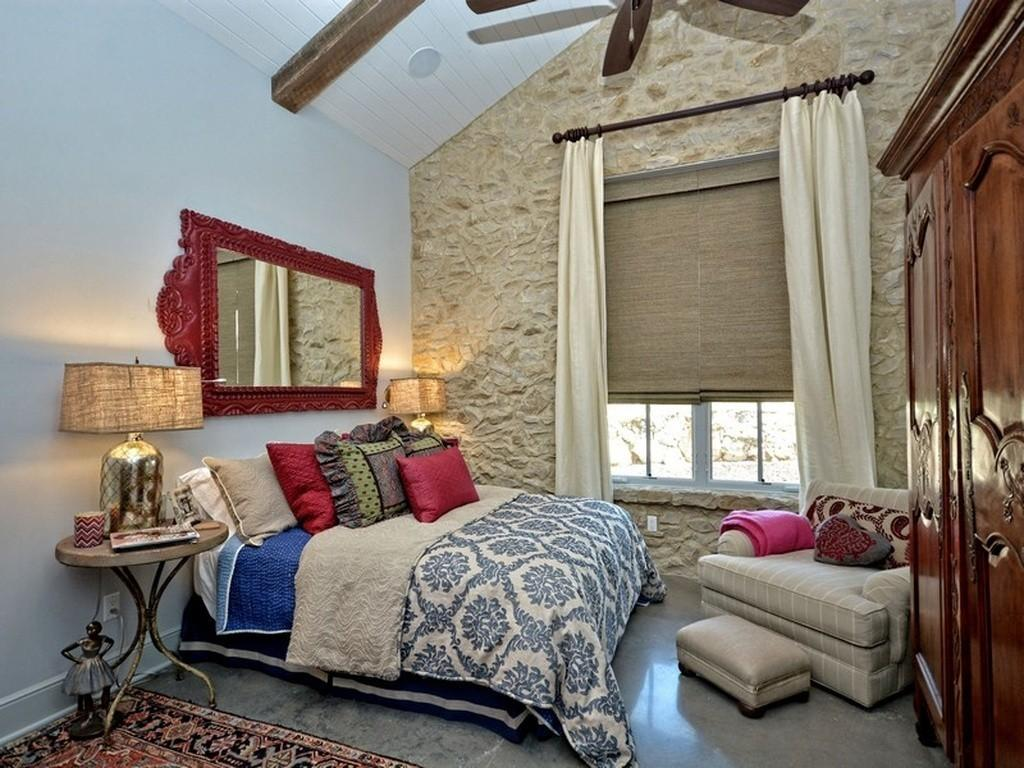 Top Bedroom Eclectic Style Ward Log Homes