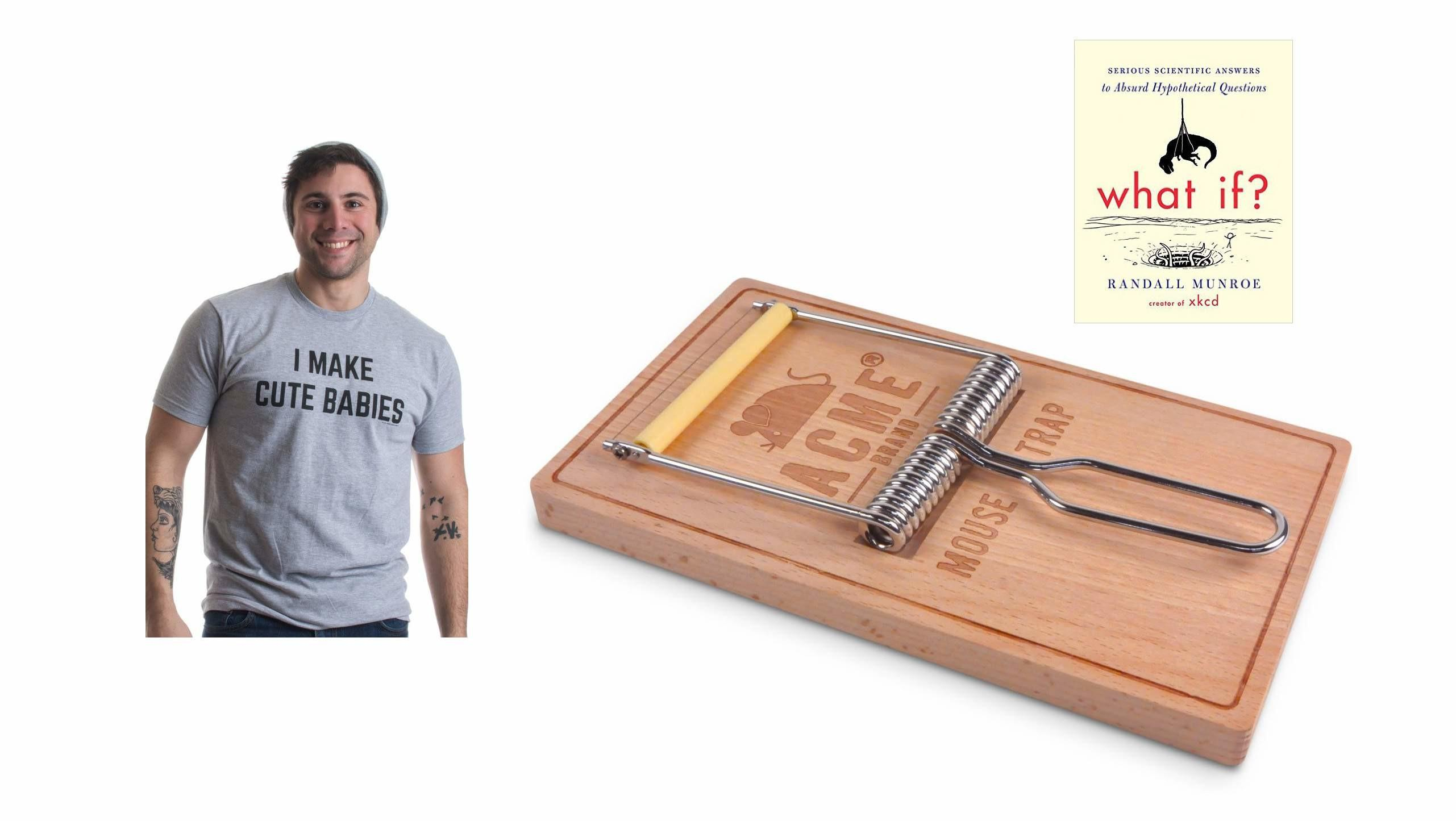 Top Best Funny Gifts Dads Heavy