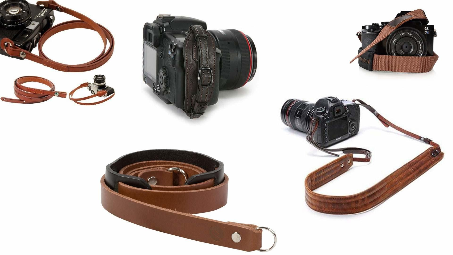 Top Best Leather Camera Straps Heavy