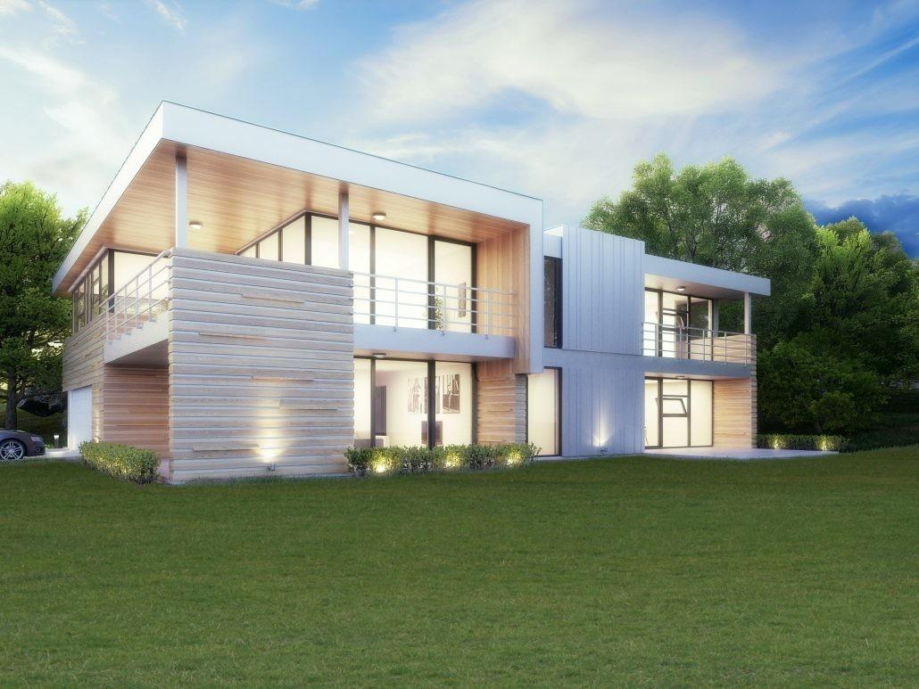 Top Contemporary House Characteristics Modern