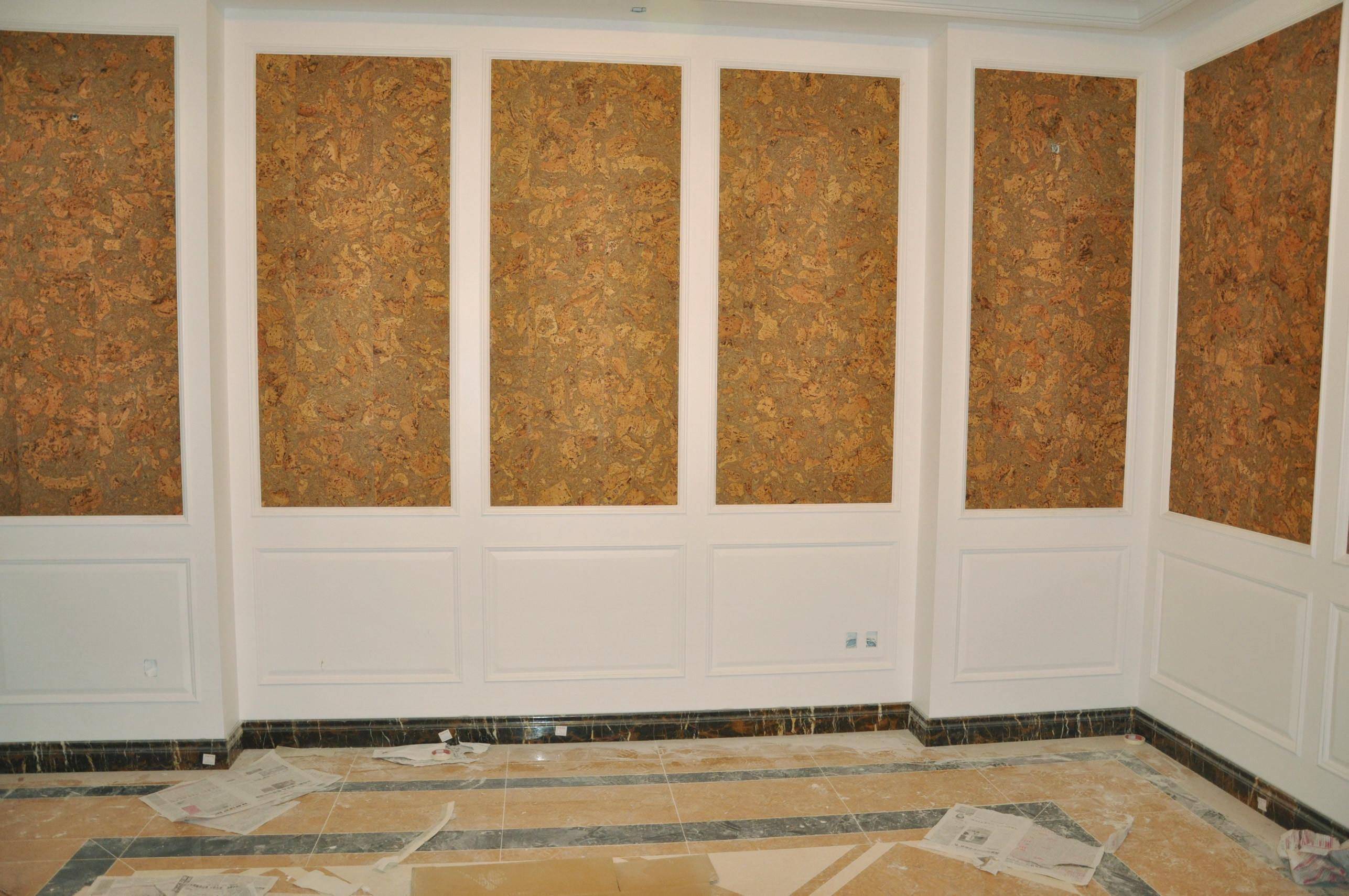 Top Cork Accent Wall Design Put Ways