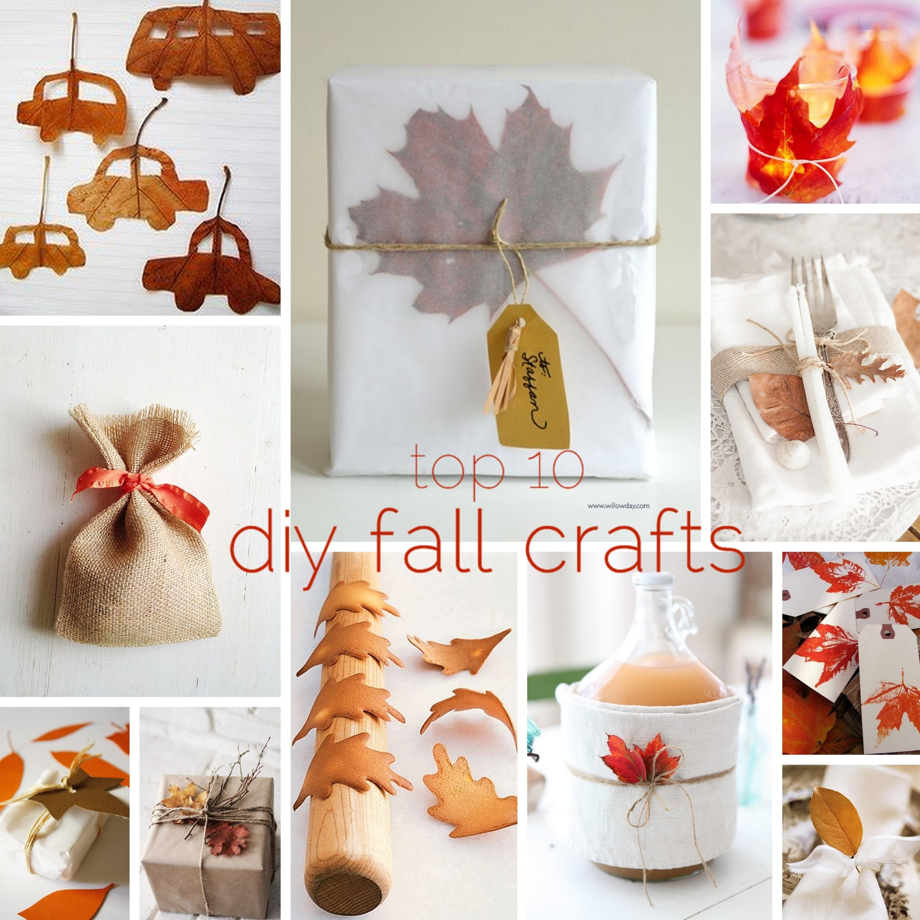 Top Diy Crafts Fall