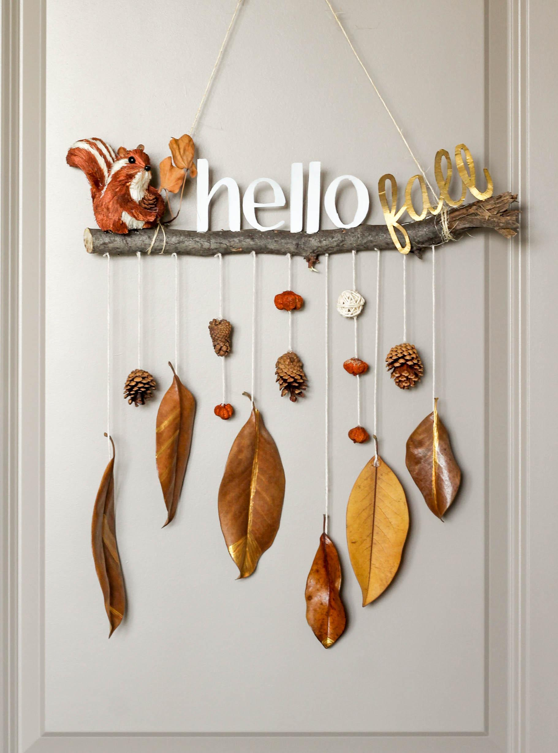 Top Easy Diy Fall Crafts Best Room Decor