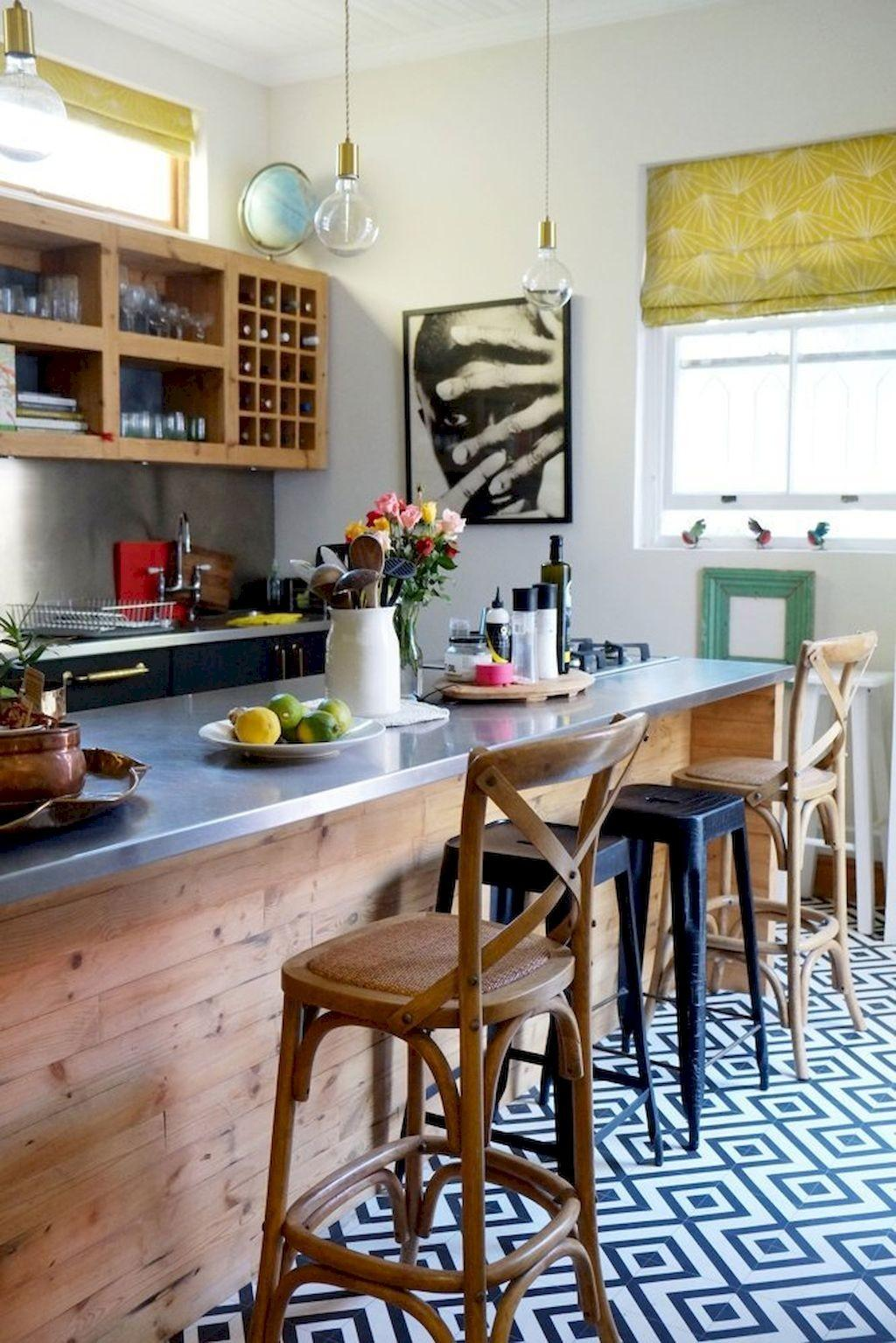 Top Eclectic Kitchen Ideas Livingmarch