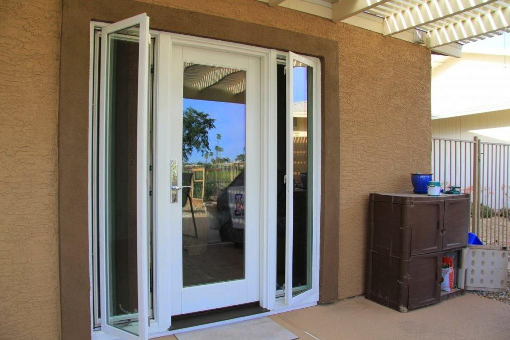 Top Exterior French Doors Sidelights