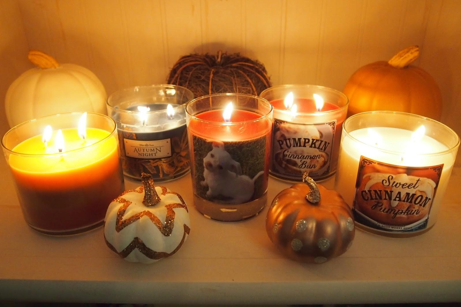 Top Fall Candles Meet Third Party Scents