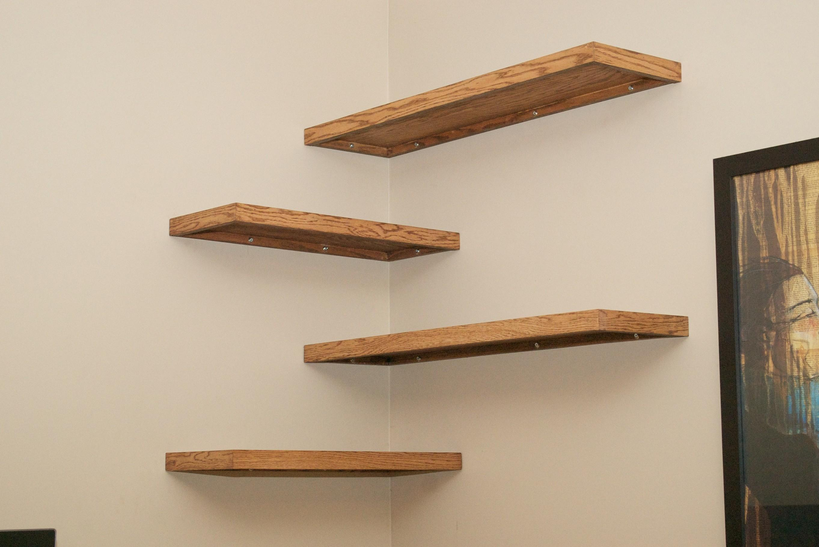 Top Floating Shelves Diy Projects Just Craft
