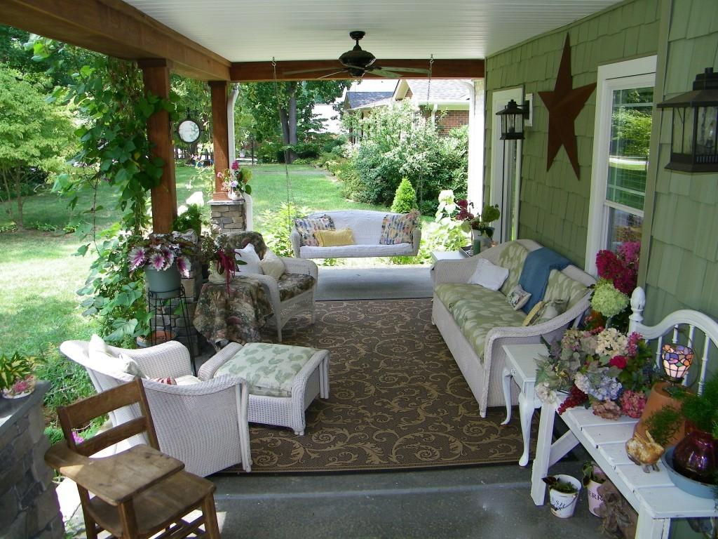 Top Front Porch Decorating Ideas 2016