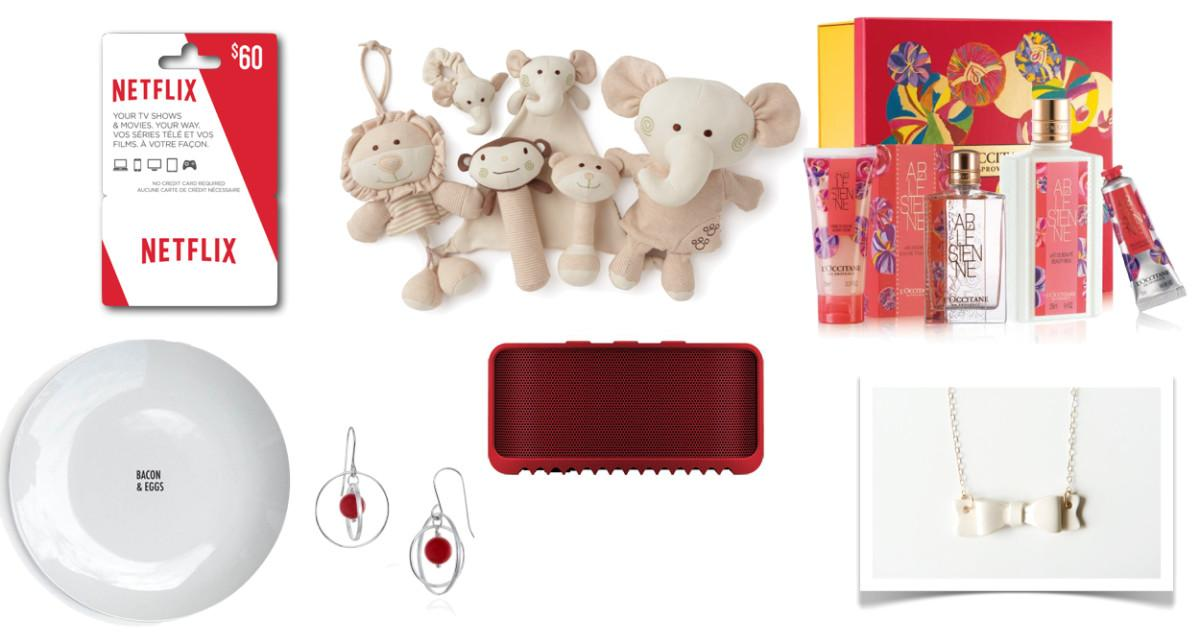 Top Holiday Gifts Under 100 Canadian Gift Guide