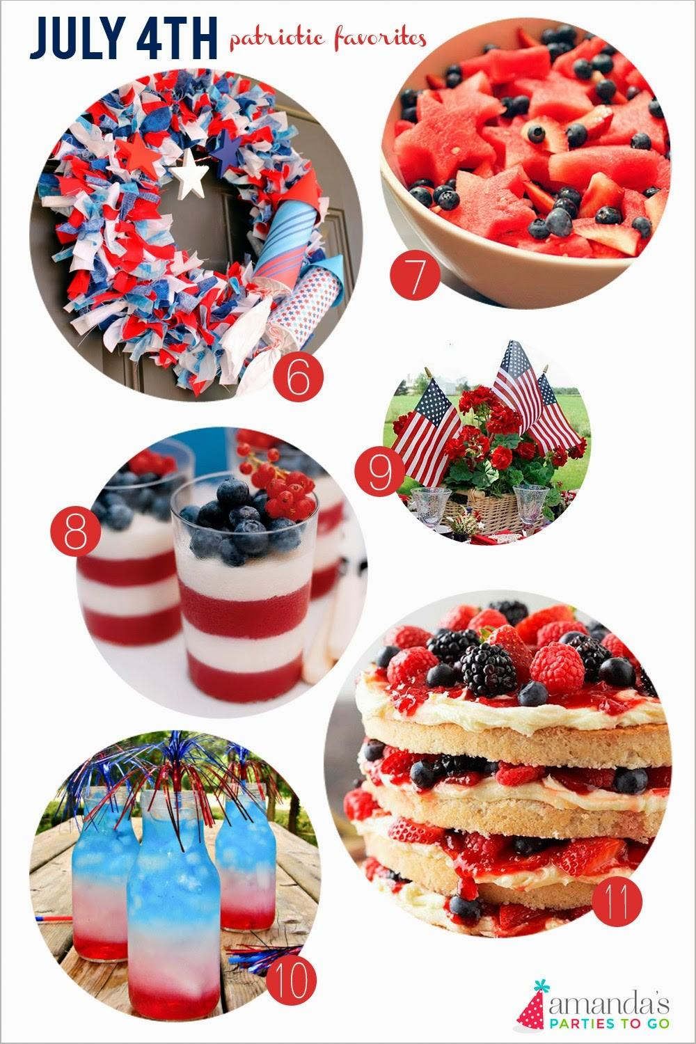 Top July 4th Ideas Decorating