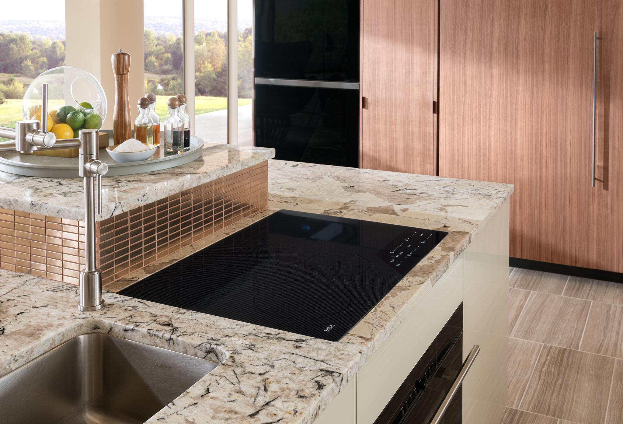 Top Kitchen Design Trends 2015 Blending New Tech