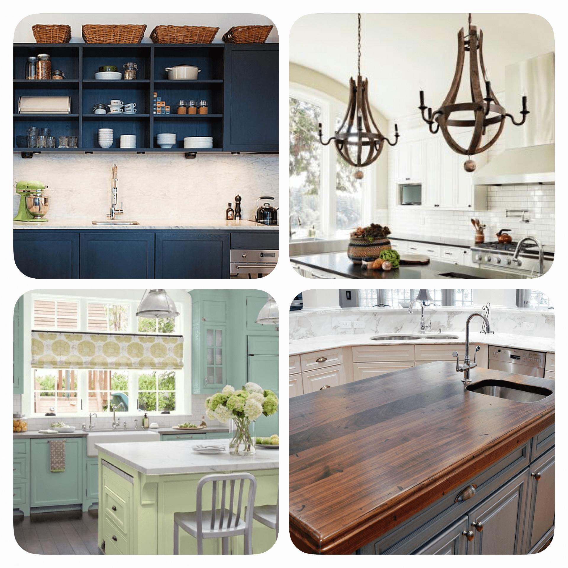 Top Kitchen Trends 2018 Woodcrafters New England