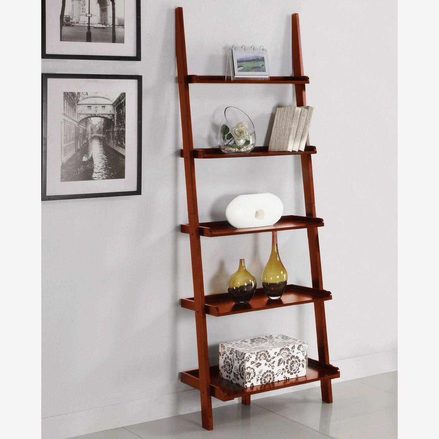 Top Ladder Bookcase Bookshelf Collection Your
