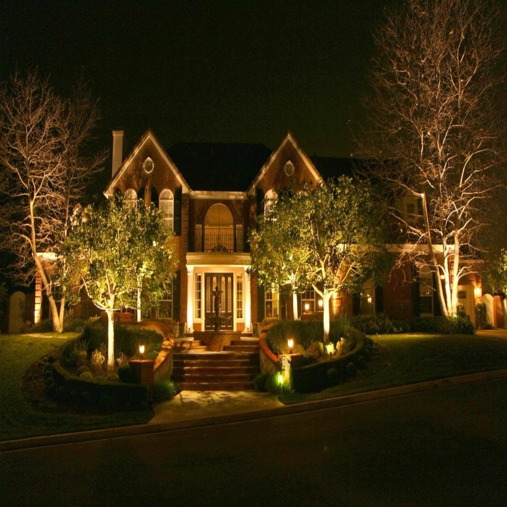 Top Led Outdoor Landscape Lighting Kits Ideas Home