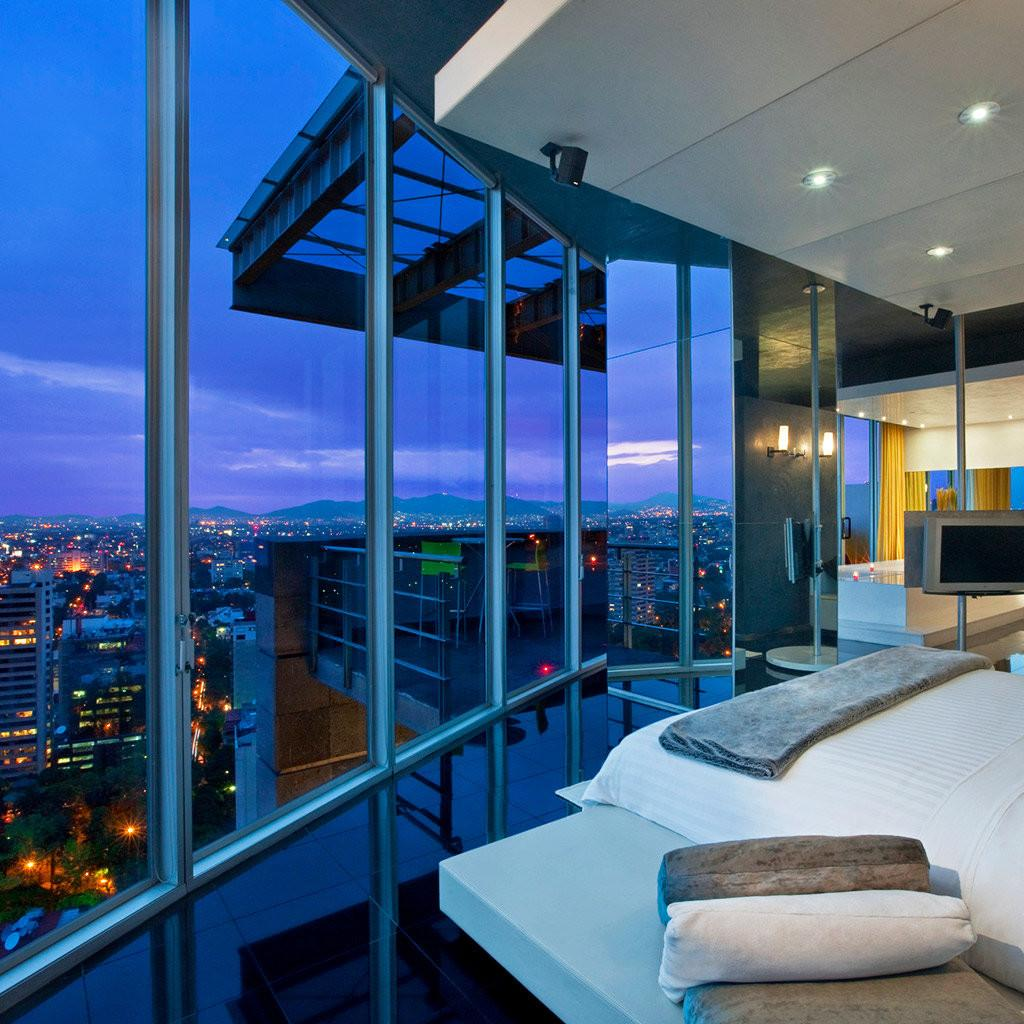 Top Luxury Hotels Mexico City Travel Leisure