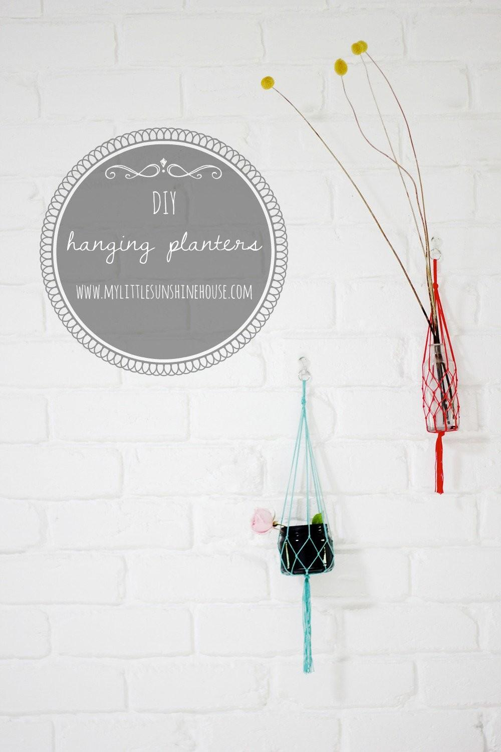 Top Macrame Projects Diy Summer Inspired