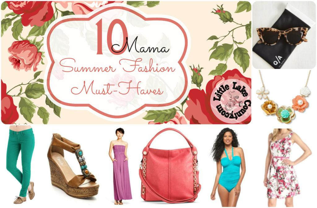 Top Mama Summer Fashion Must Haves Little Lake County