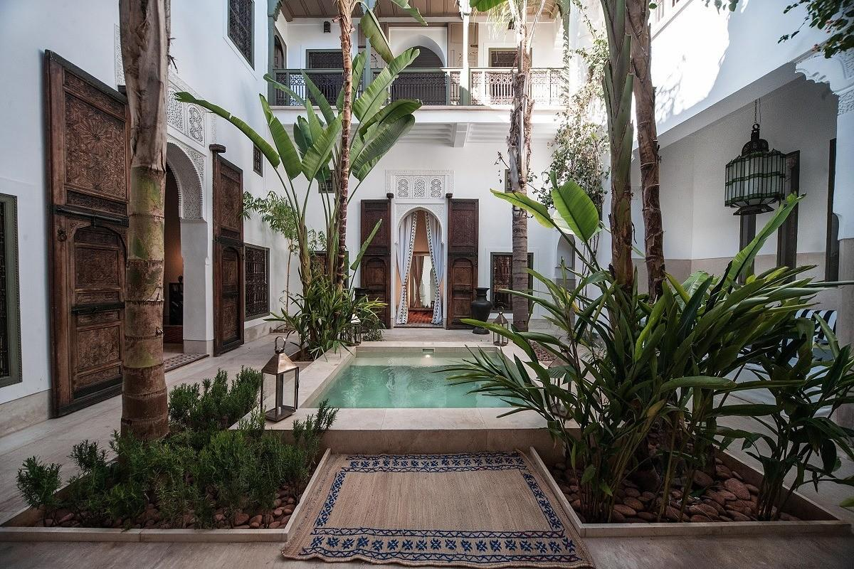 Top Marrakech Riads Mixing Moroccan Culture