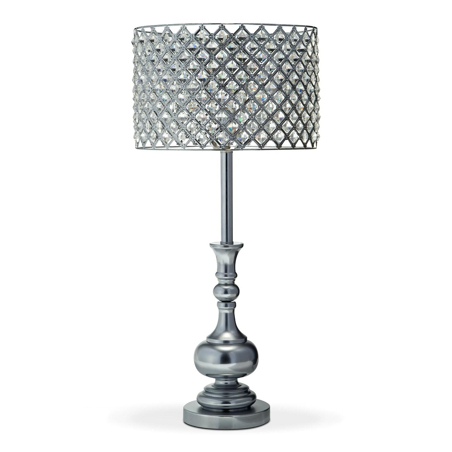 Top Modern Crystal Table Lamps Ideas Home Lighting
