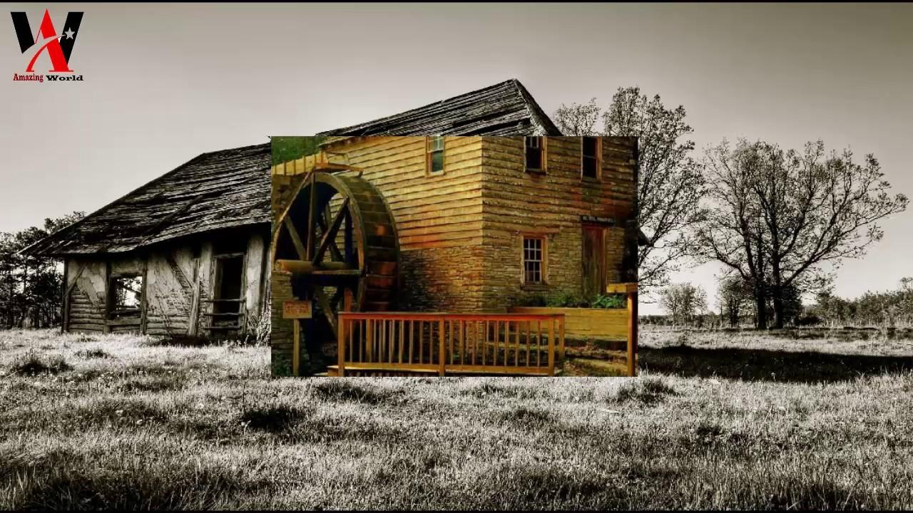 Top Most Beautiful Wooden Houses World