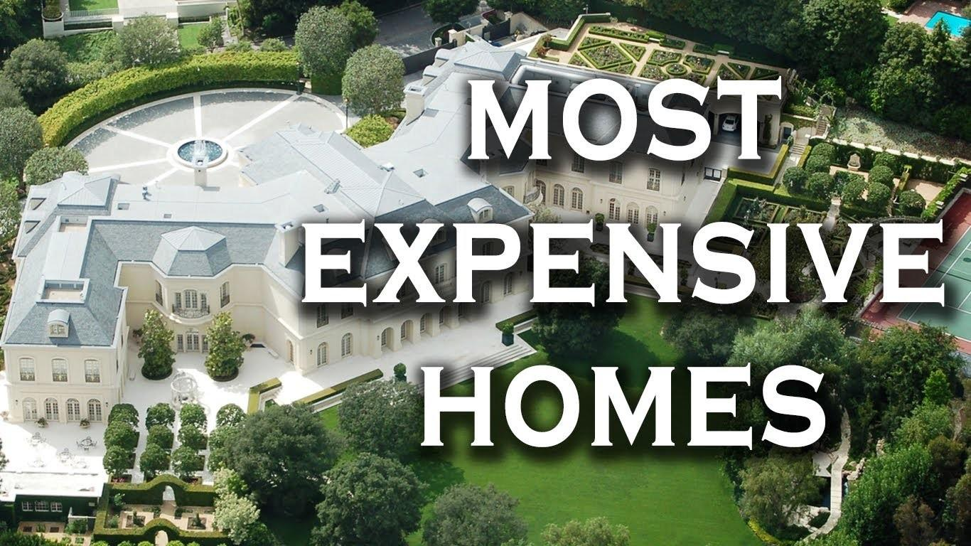 Top Most Expensive Homes World