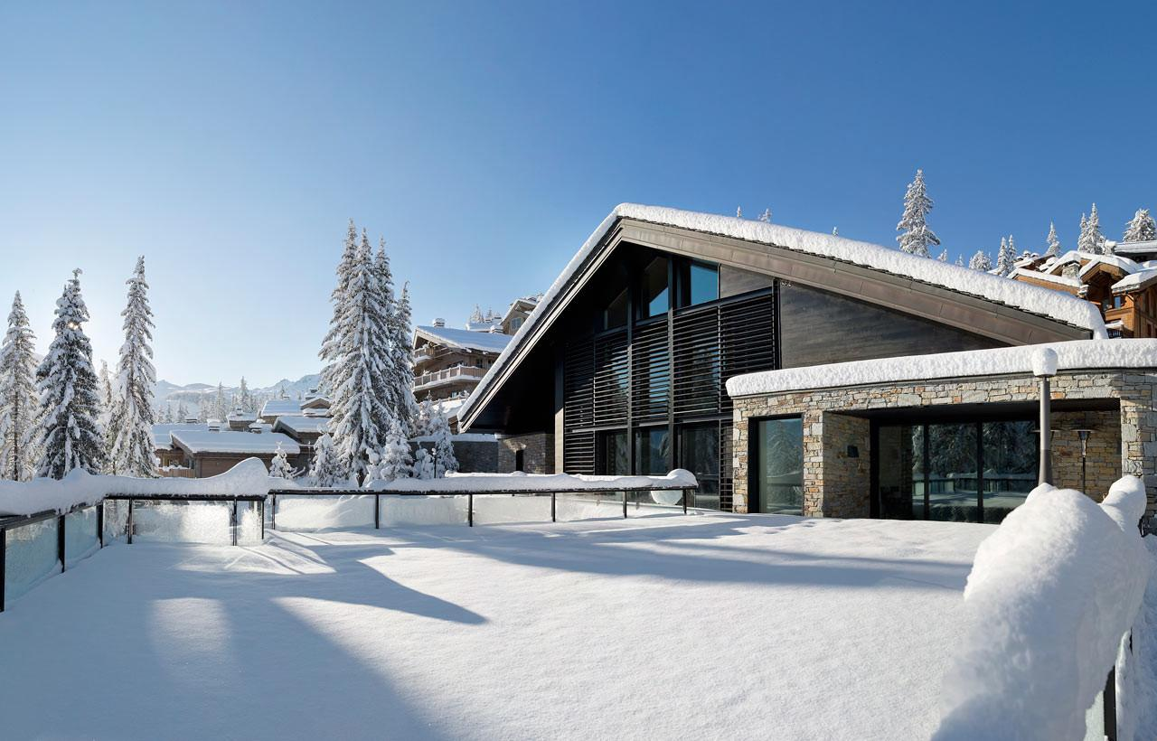Top Most Wonderful Chalets Courchevel 1850