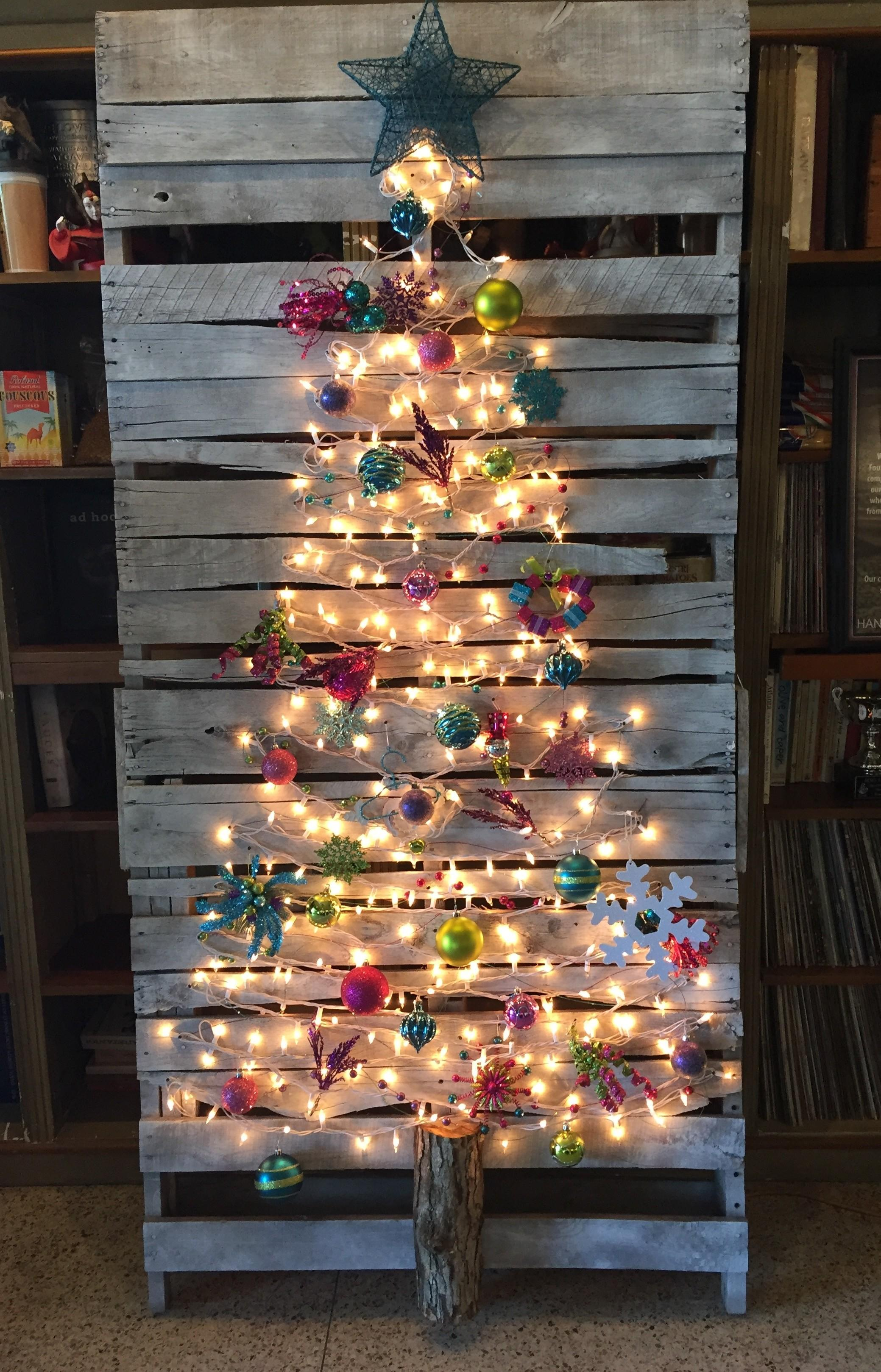 Top Pallet Christmas Tree Designs Pursue