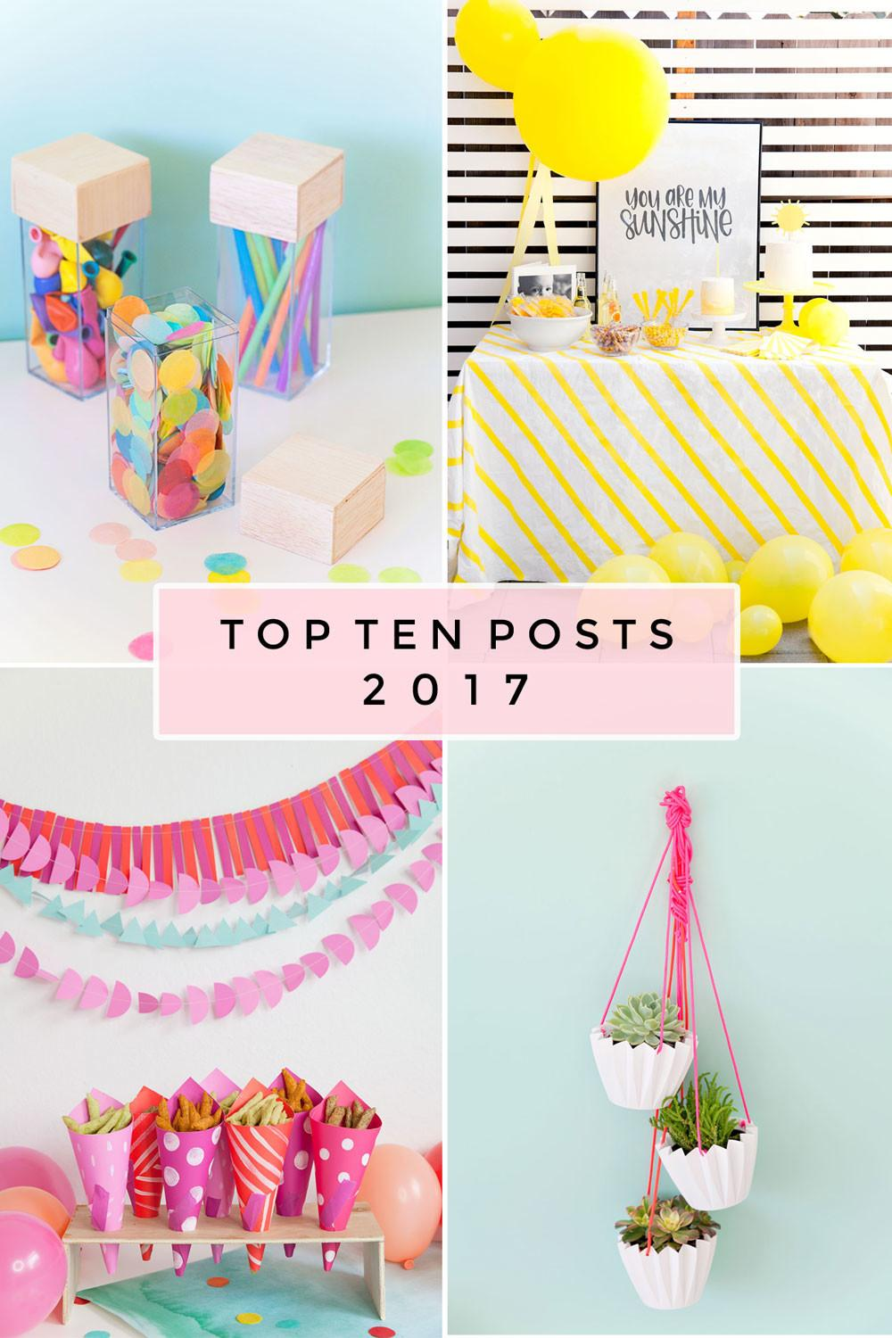 Top Posts 2017 Tell Love Party