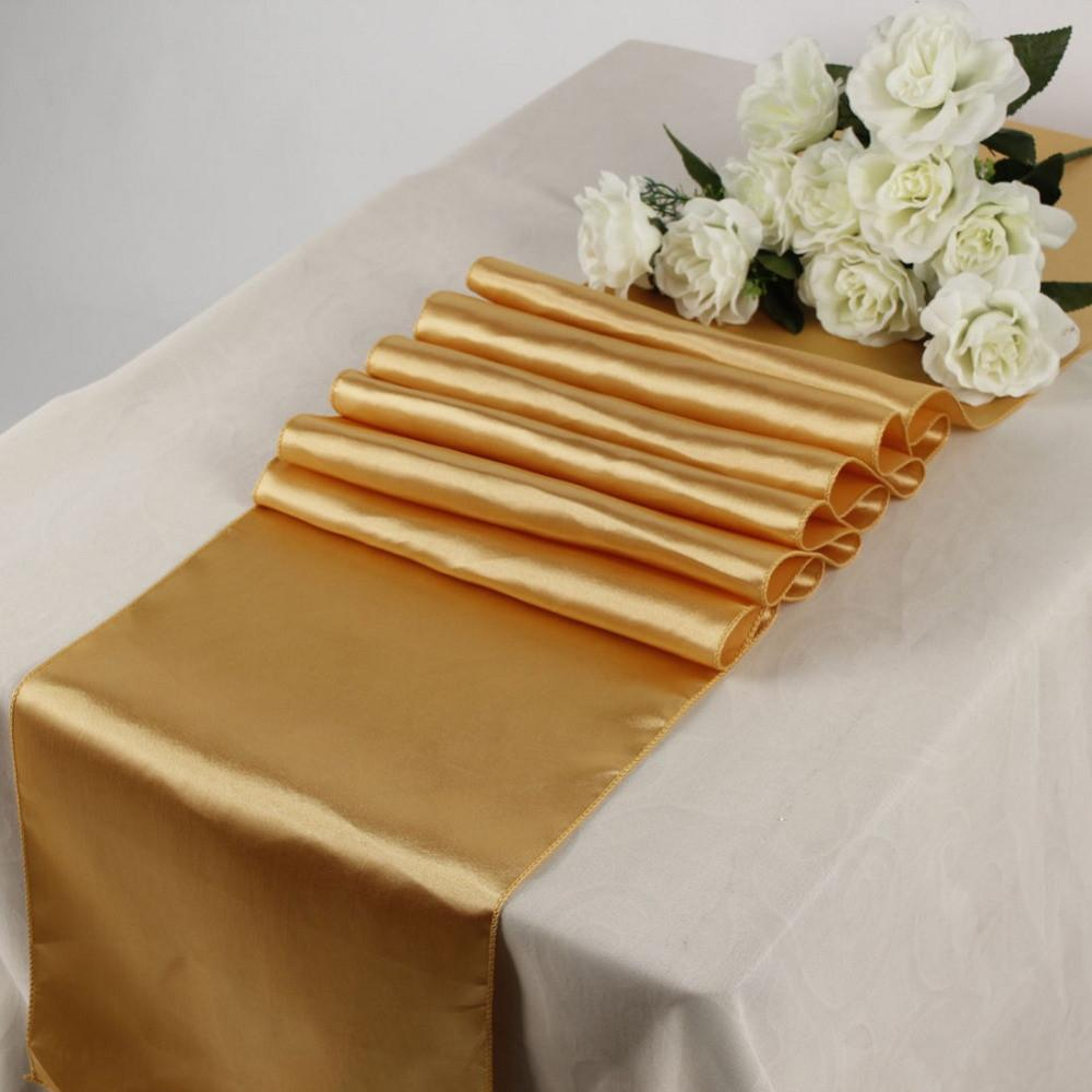 Top Quality Satin Banquet Table Runners 108