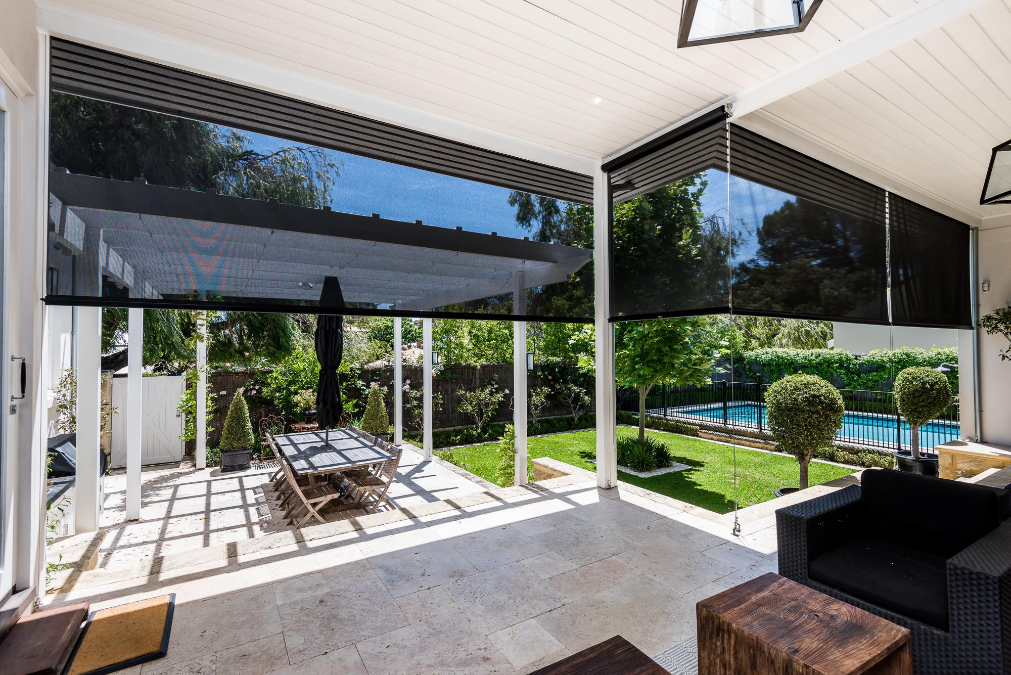 Top Reasons Install Outdoor Blinds