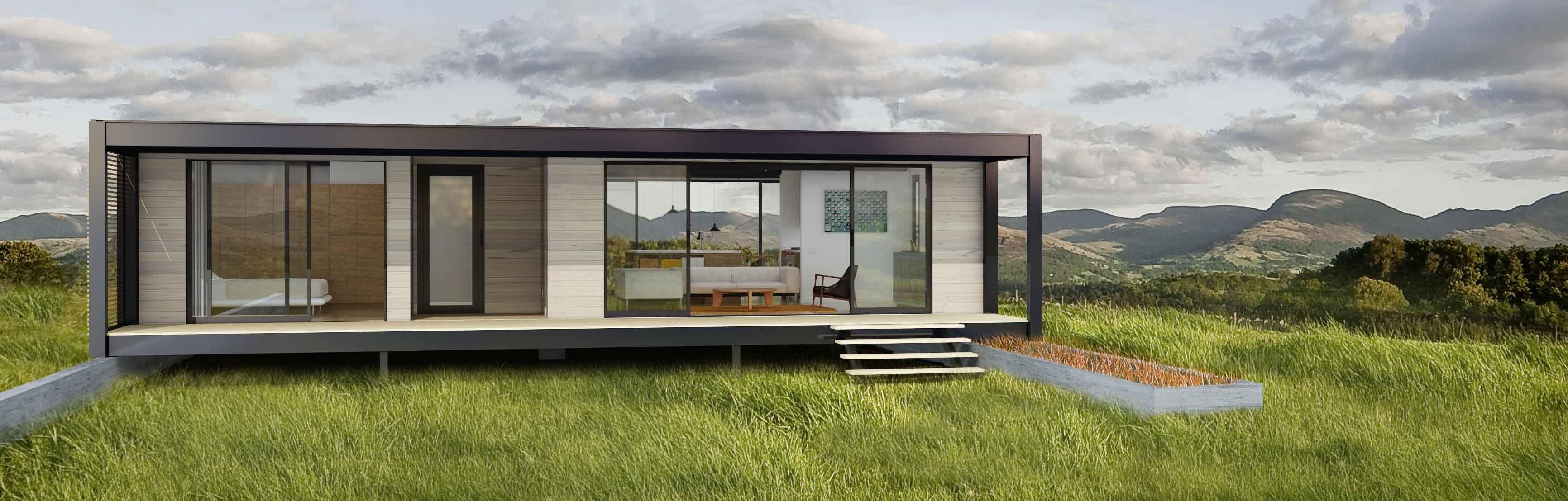 Top Small Modern Modular Home Plans