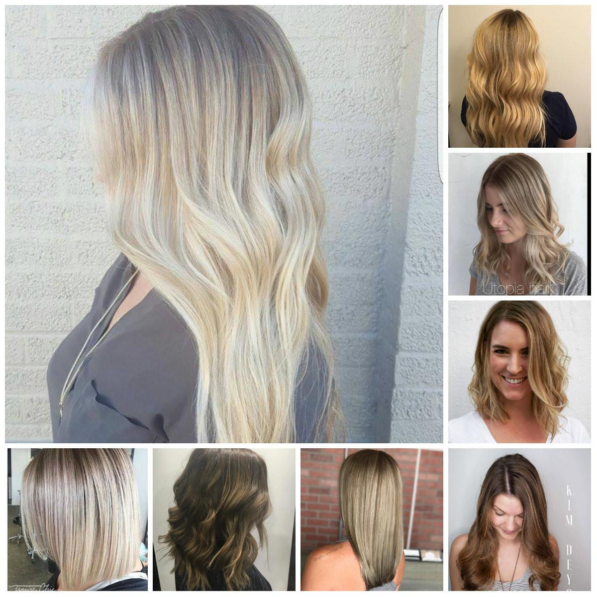 Top Soft Roots Hair Color Trends 2018 Best