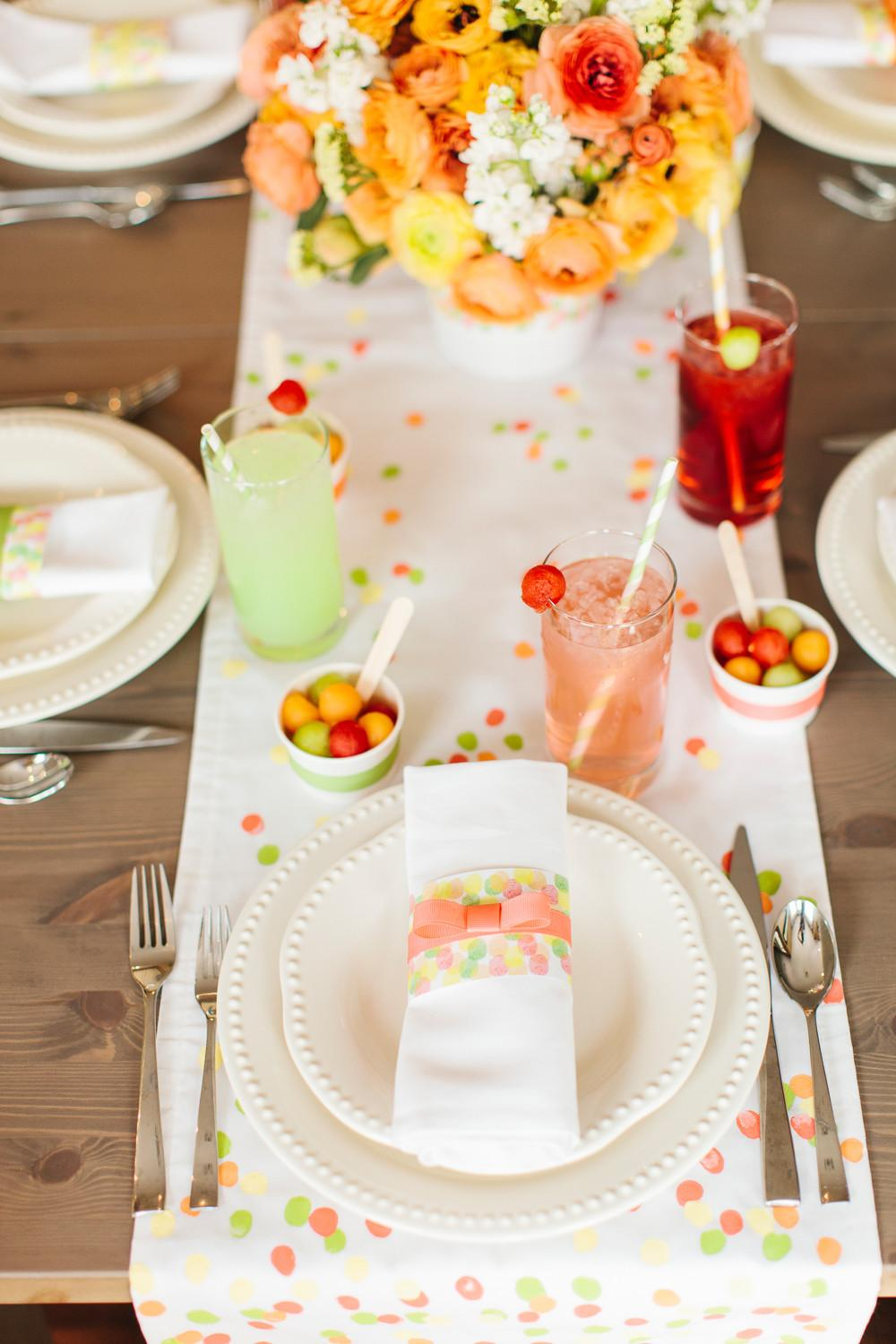 Top Table Settings Your Mother Day