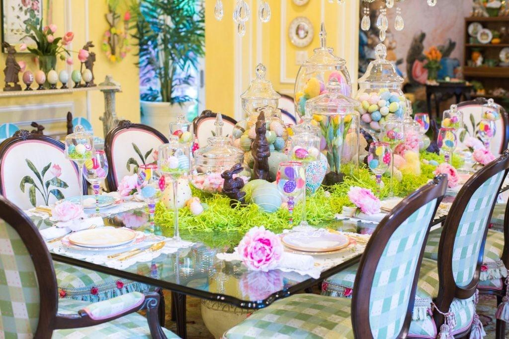 Top Tips Your Best Ever Easter Table Decorations