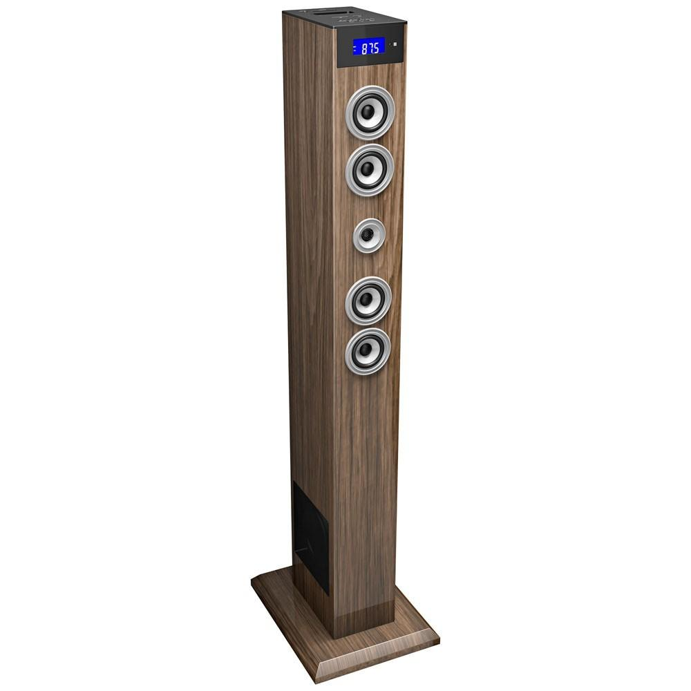Top Tower Ipod Iphone Docking Station Mp3 Bluetooth Usb