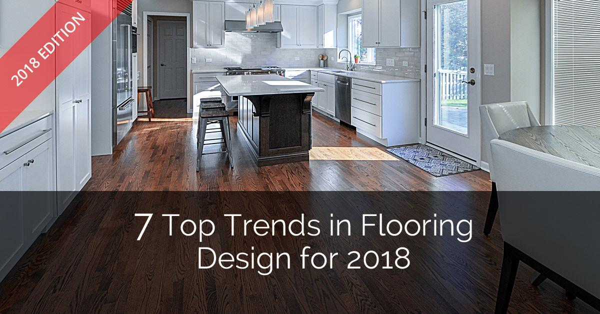 Top Trends Flooring Design 2018 Home Remodeling