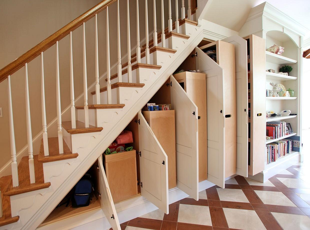Top Under Stairs Storage Ideas Beautiful Home